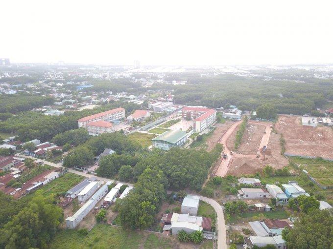 Cần mua đất xã Phú Chánh A