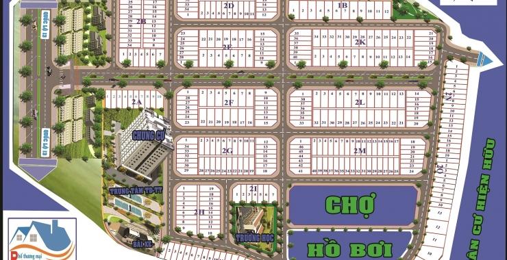 quy mô Dự án Phát Hưng thị xã Bến Cát Bình Dương