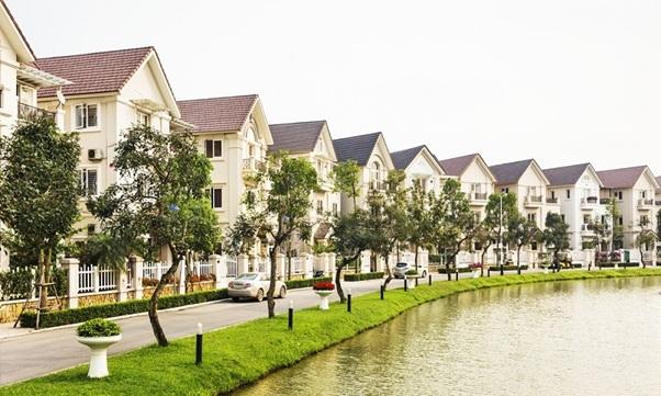 Cho thuê biệt thự Vinhomes Riverside
