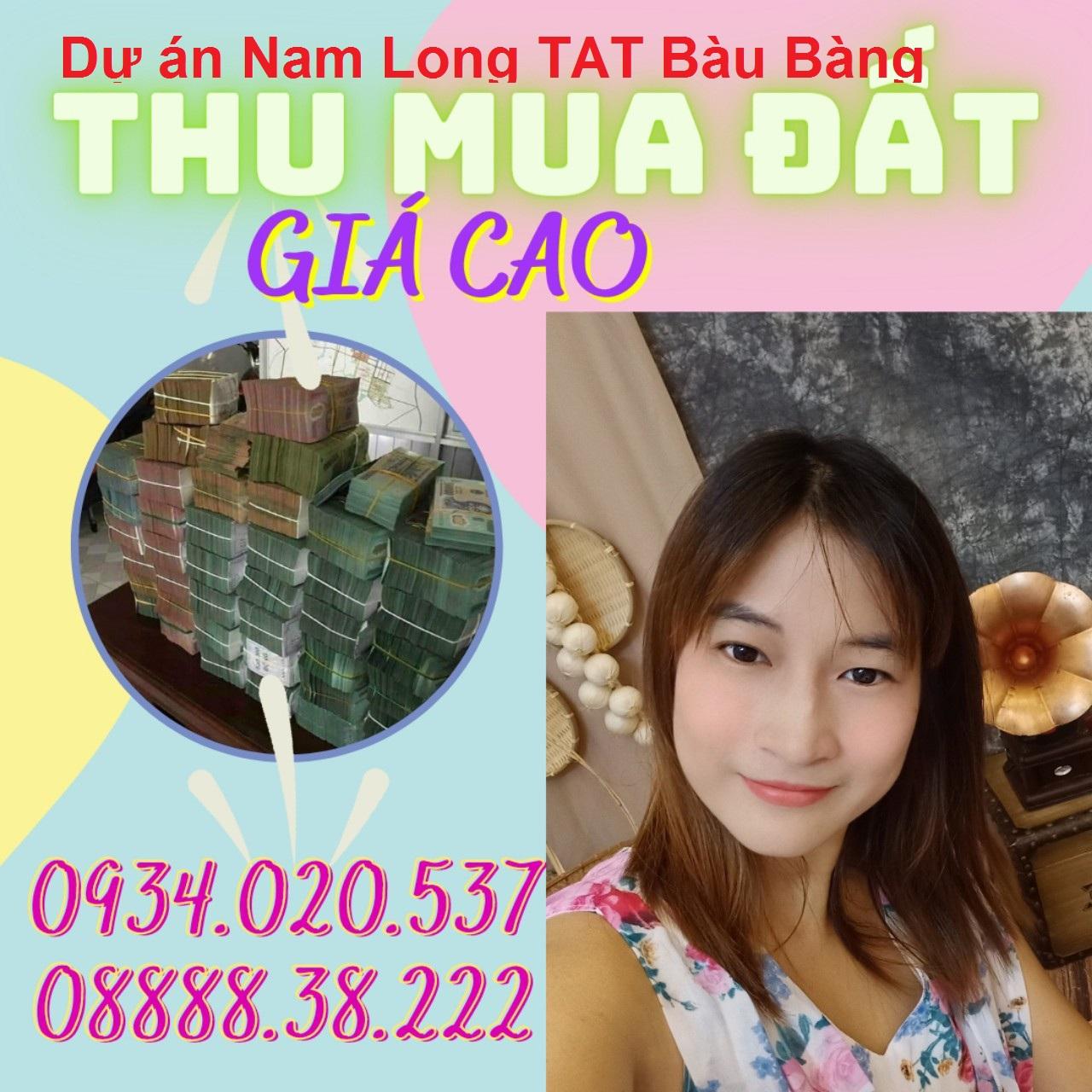 Dự án Nam Long TAT Bàu Bàng 3