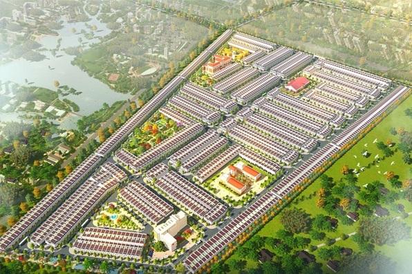 Bản đô Dự án Nam Long TAT Bàu Bàng