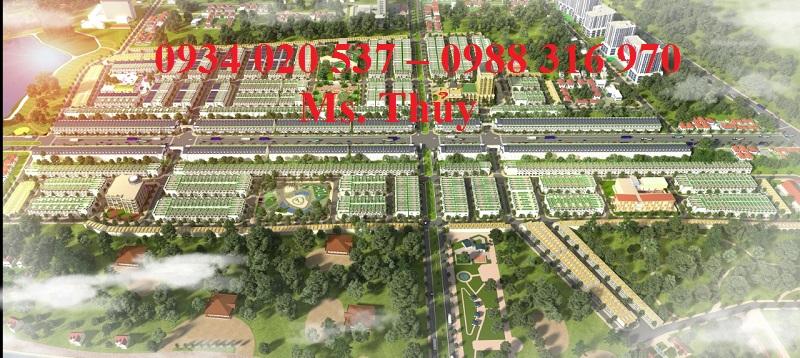 khu dân cư Thịnh Phát xã Minh Long