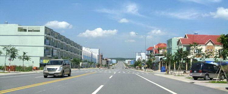 Bán đất nền khu đô thị Mỹ Phước 3