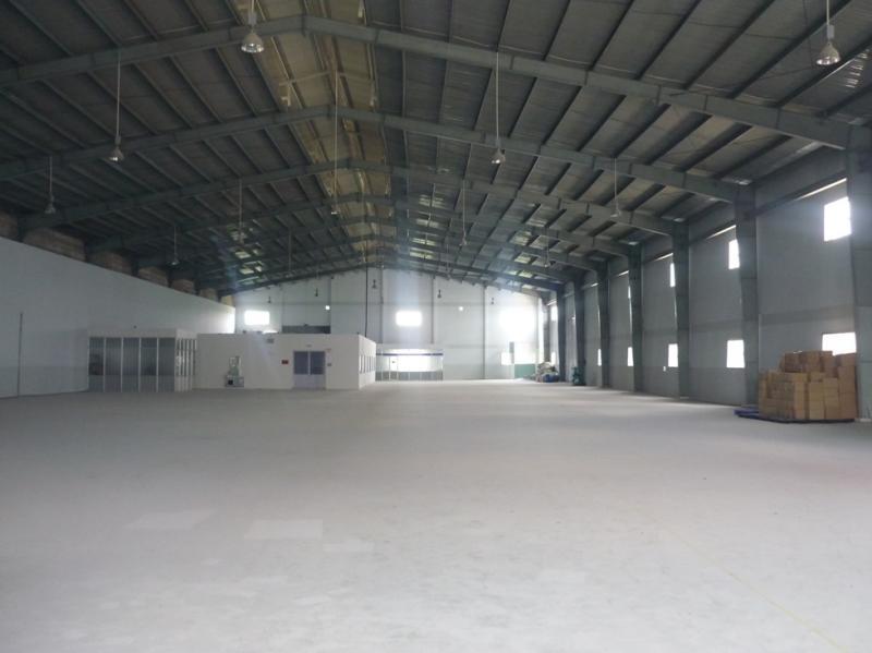 Cho thuê nhà xưởng Mỹ Phước 3 Bình Dương vị trí thuận lợi