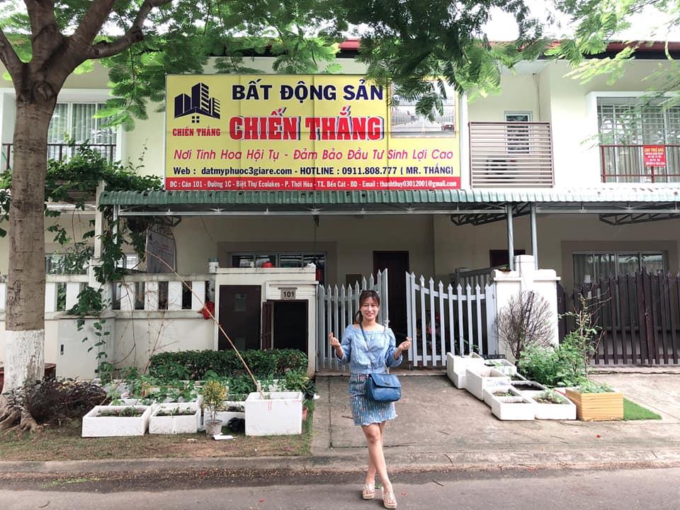 Nhà Đất Chiến Thắng Cần Bán Lô TDC12 Đất KCN Becamex Bình Phước