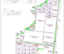 bản đồ Khu công nghiệp Bắc Đồng Phú